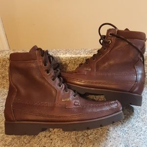 Rocky Boots Gore-tex Brown Leather sz 7.5
